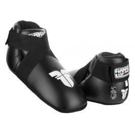 Chrániče nohou Fighter - černá černá M