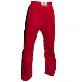 Bavlněné Kalhoty Hayashi - červená/černá červená XL