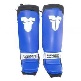 Chrániče Holení Fighter MMA - modrá/bílá/černá modrá M
