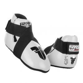 Chrániče nohou Fighter - bílá bílá L