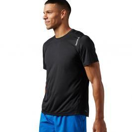 Reebok running - Sport triko Essentials černá S