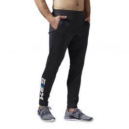 Reebok OS Knit pánské kalhoty šedá M