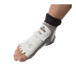 Elektronický chránič nohou se senzorem na patě GEN1 šedá S