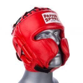 Paffen Sport PRO MEXICAN sparingová přilba červená L/XL