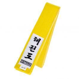Fighter Taekwondo ITF pásek - žlutá žlutá 220