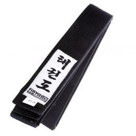 Fighter Taekwondo ITF pásek - černá černá 150