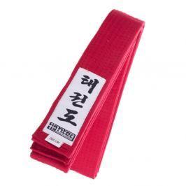 Fighter Taekwondo ITF pásek - červená červená 180