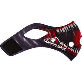 Venomous náhradní sleeve Training Mask černá L