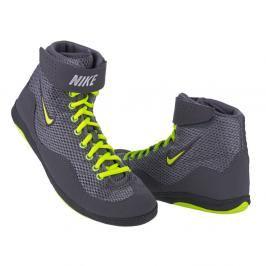 Boty Nike Inflict Wrestling - černá/neon zelená černá 10