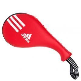 Lapa adidas Double Dětská - červená/černá červená