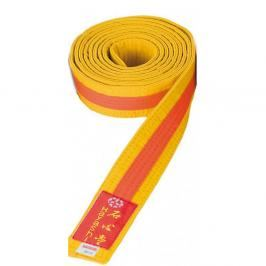 Pásek Hayashi - žlutá/oranžová žlutá 240