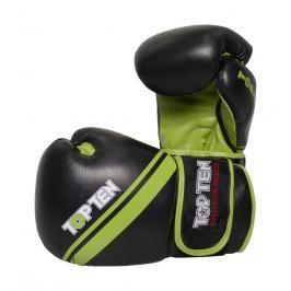 Boxerské rukavice Top Ten Thai Style černá 10