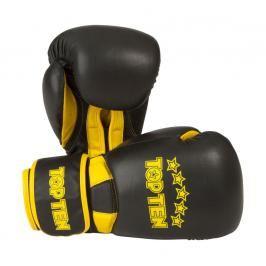 Boxerské rukavice Top Ten Elite Dual 10oz černá