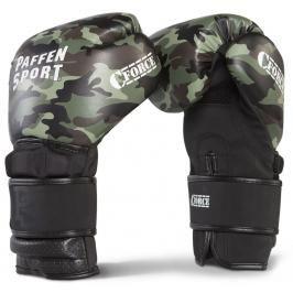 Paffen Sport C-Force boxerské rukavice maskáč 10