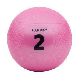 Century Medicineball 2lb/1kg růžová