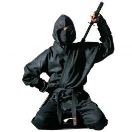 Hayashi Ninja oblek černá 160