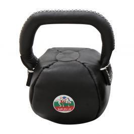 Suples LeatherBell - L 14kg černá