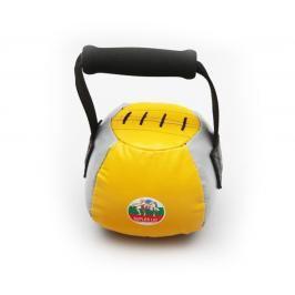 Suples Fit® bell 4kg žlutá