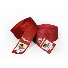 Saténový pásek Hayashi - červená červená 260