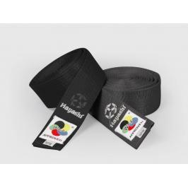 Saténový pásek Hayashi - černá černá 260