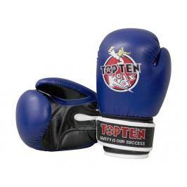 Dětské boxerské rukavice Top Ten Kids - modrá/černá modrá 8