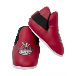 Chrániče nohou TOP TEN KIDS Generation - červená červená XS