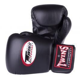 Boxerská rukavice Twins černá 10
