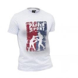 Paffen Sport triko Vintage bílá S