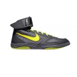 Boty Nike Takedown - šedá/neon.zelená šedá 9