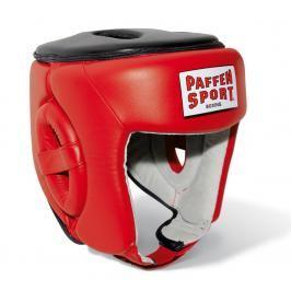Paffen Sport přilba Competition Muay Thai - červená červená M/L