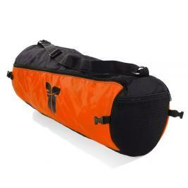 Taška přes rameno Fighter - oranžová/černá oranžová