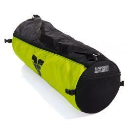 Taška přes rameno Fighter - černá/neon zelená černá