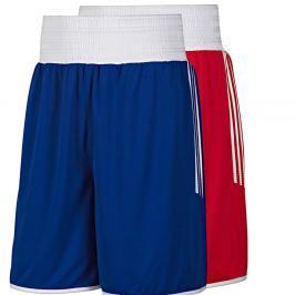 Oboustranné boxerské trenky adidas červená XXL
