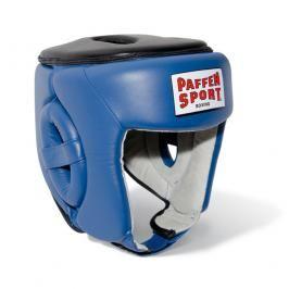 Paffen Sport přilba Competition Muay Thai - modrá modrá S/M