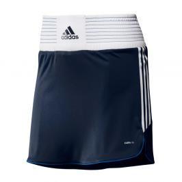 Dámská boxerská sukně adidas - modrá modrá 44
