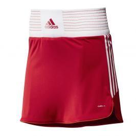 Dámská boxerská sukně adidas - červená červená 42