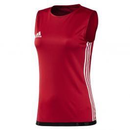 Dámské boxerské tílko adidas - červená červená 42