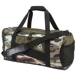 Reebok Duffle Bag - talk přes rameno 48 L maskáč
