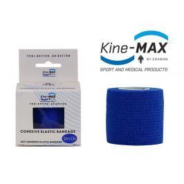 Kine-MAX Samofixační elastické obinadlo-5cm,7,5cm,10cm - modrá modrá 7,5cm