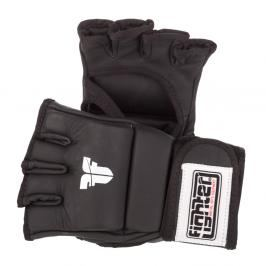 Rukavice Fighter MMA černá XL
