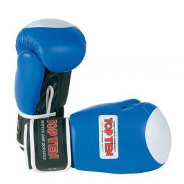 Boxerské rukavice TOP TEN Olympia - modrá modrá 10