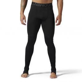 Reebok Combat elastické kalhoty černá M