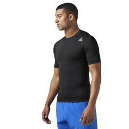 Reebok Workout Ready kompresní triko černá M
