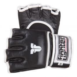 MMA rukavice Fighter - černá černá XL