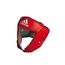 Přilba adidas AIBA - červená červená L
