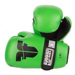 Otevřené chrániče Fighter - neon. zelená neon. zelená XS