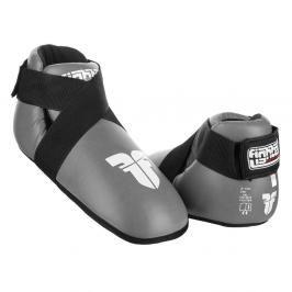 Chrániče nohou Fighter - šedá šedá S