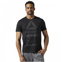 Reebok tričko Speedwick Blend černá S