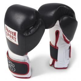 Paffen Sport PRO PERFORMANCE boxerské rukavice černá 16