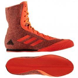 Box Boty adidas Bog Hog Plus - červená červená 6